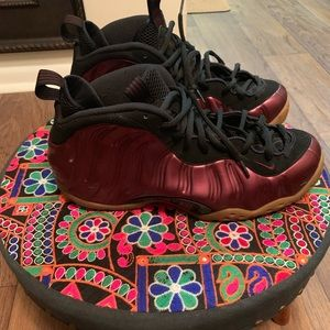 Nike Foamposite One night maroon